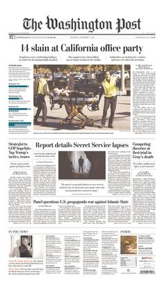 Today's Front Pages   Newseum