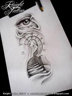200 photos de tatouages de bras féminins pour inspiration - Photos et tatouages  - Designs de tatouage de fleurs - Bildergebnis für Kompassskizzen-Tattoo-Designs # tatouages - Clock Tattoo Design, Tattoo Design Drawings, Tattoo Sleeve Designs, Flower Tattoo Designs, Tattoo Sketches, Flower Tattoos, Sleeve Tattoos, Watch Tattoos, Time Tattoos