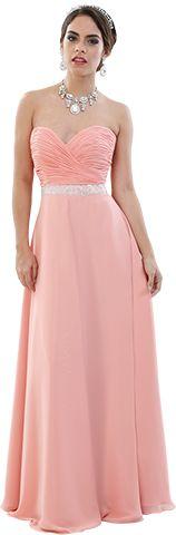Vestido Massima modelo 8169 | Massima - Vestidos de noche