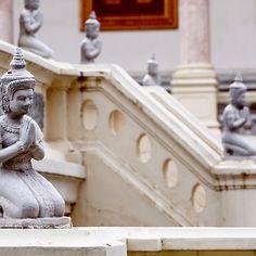 Apsaras of Silver Pagoda