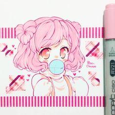 Learn To Draw Manga - Drawing On Demand Anime Drawings Sketches, Anime Sketch, Kawaii Drawings, Manga Drawing, Manga Art, Cute Drawings, Anime Art, Art Kawaii, Kawaii Anime