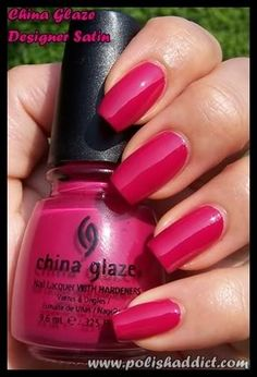 The Polish Addict » Blog Archive » China Glaze ImMaterial Gurl Collection Swatches