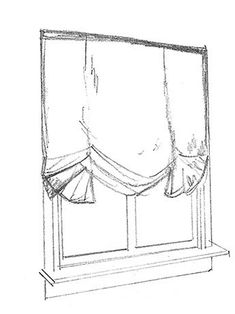 Roman Shades by DrapeStyle Archives - DrapeStyle Window Coverings, Window Treatments, Outside Mount Roman Shades, Dinner Room Table, Drapery Drawing, Black Gold Bedroom, Relaxed Roman Shade, Custom Roman Shades, Window Casing
