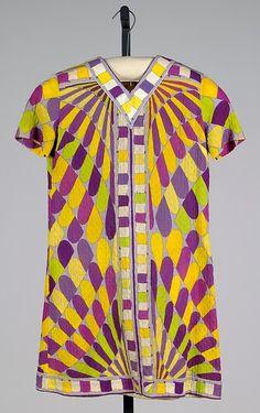 Emilio Pucci   Dress   Italian   The Metropolitan Museum of Art