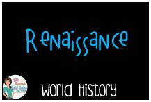 Educational Resources on the Renaissance
