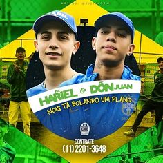 Listen to MC Hariel e MC Don Juan - Nois ta Bolando um Plano ( Dj Yuri Martins ) Lançamento 2018 on Music Blobs