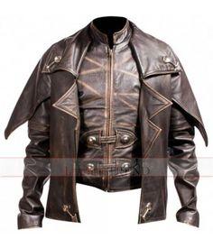 Star Wars Cad Bane Leather Costume Jacket