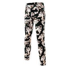 New Men Fashion Personalized Print Cotton Men's Pants Classic Joggers Men Casual Pants Men's Clothing Trousers Size 28-34