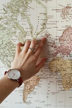 Mondays are for planning your next adventure. Shop @magdalynnhays Jacqueline watch plus, enter our contest by tagging your Fossil pics with #FossilStyle on Instagram.