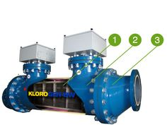 RT CHLOR-s SEAWATER-BASED HYPOCHLORITE SYSTEM MONTED ON A SKID