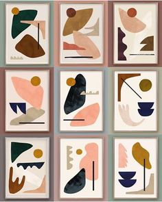 Jan Skacelik Art - Original abstract paintings and art prints – janskacelik Minimalist Artwork, Minimalist Painting, Modern Art Paintings, Abstract Paintings, Abstract Oil, Abstract Painting Modern, Abstract Painting Watercolor, Abstract Geometric Art, Pink Abstract