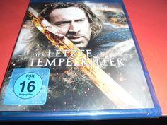 "Der Letzte Tempelritter ( Blu-ray )  ""OVP/NEU"""