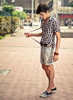 Street Style: De Xadrez
