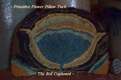 blue tulip pillow tuck