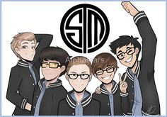 Team Solomid by Alphastars