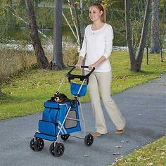 Guardian Gear Classic II Stroller for Dogs and Cats, Magenta -- Read more reviews of the product by visiting the link on the image.
