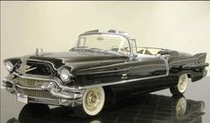 1956 Cadillac Eldorado Biarritz Maintenance/restoration of old/vintage vehicles: the material for new cogs/casters/gears/pads could be cast polyamide which I (Cast polyamide) can produce. My contact: tatjana.alic@windowslive.com