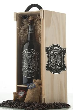 Aguila Beer package by Andres Rios, via Behance