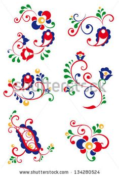 Moravian ornaments by M.Loraine, via Shutterstock
