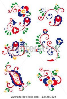 Moravian ornaments by M.Loraine, via Shutterstock
