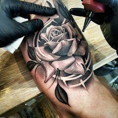 21 Mejores Imagenes De Tatuajes De Flores Para Hombres Flower