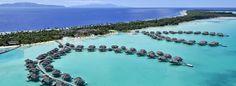 InterContinental Bora Bora Resort & Thalasso Spa Location