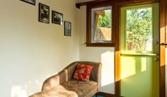 zen in law tiny house 003   200 Sq. Ft. Zen in Law Tiny House with Murphy Bed in the Loft