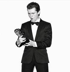 Tom holland award bafta