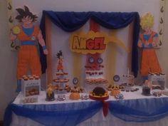 Goku dragon ball Z - Deco Fiestas magicas