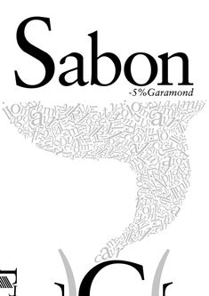 The project was based on the study of the anatomy, characteristics and usage of the typeface 'Sabon'. Sabon is an old style serif typeface designed by typographer and designer, Jan Tschichold. The typeface is a modernized version of the classics that stil…