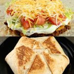 Supreme from Taco Bell. Crunchwrap Supreme from Taco Bell. Supreme from Taco Bell. Crunchwrap Supreme from Taco Bell. Copycat Recipes, Gourmet Recipes, Mexican Food Recipes, Cooking Recipes, Crunchwrap Recipe, Homemade Crunchwrap Supreme, Taco Bell Crunchwrap Supreme, Croque Mr, Taco Bell Recipes