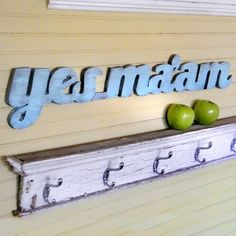 yes ma'am! maybe not exclusive to the south, since anyone trying to teach good manners (everywhere) should definitely have yes ma'am/no ma'am/yes sir/no sir at the top of the list, but…. yes ma'am flies out of the mouth of southerners forevah. not just as kids being polite in front of their parents.