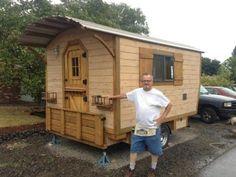 Lloyd's Blog: Custom Gypsy Wagon For Sale in Oregon -- $14