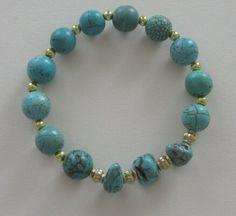 Turquoise Jasper Bracelet