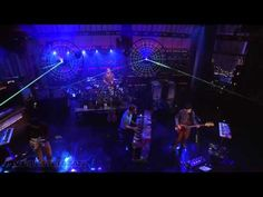 Coldplay - Paradise (Live on Letterman)    I absolutely adore this song. There's just something about its sound that makes it feel just like paradise.