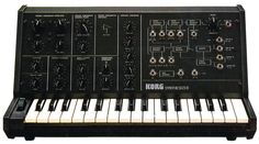 Korg MS-10   I would like one of these...