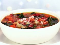 Winter Minestrone from FoodNetwork.com