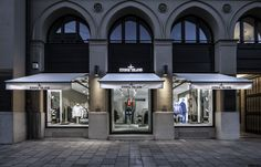 Stone Island Store Maximilianstraße 27 _ Munich