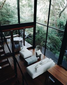 think about adding mor glass within the loft on either floors. - Visit Amy FM | www.amyfm.nz