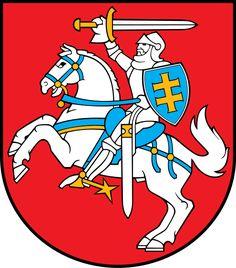 Brasão de Armas da Lituânia                                                                                                                                                                                 Mais