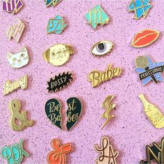 274 Best Enamel pins images in 2019   Pin, patches, Pin badges, Pin