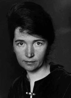 Margaret Sanger, the founder of the women's reproductive rights movement and an all around badass lady
