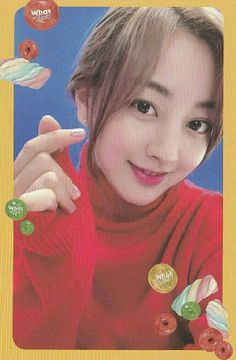 Jihyo - What Is Love? Nayeon, South Korean Girls, Korean Girl Groups, Leader Twice, Twice What Is Love, Park Ji Soo, Jihyo Twice, Korean K Pop, Dahyun