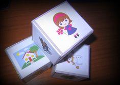 Το πιο πετυχημένο παιχνίδι του μήνα μας | Nurturing a flower Cube, Kindergarten, Preschool, Teaching, Games, Books, Kids, Printable Templates, Young Children