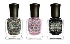 The 2012 NM Beauty Award for best nail polish goes to...Deborah Lippmann's Get This Party Started Nail Lacquer Trio.