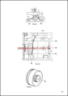Janome 334 Sewing Machine Service Manual Examples include
