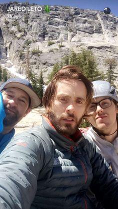 Renan, Jared, and Shane