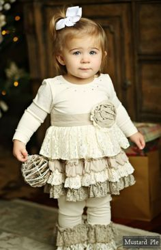 45380e5ba8bcee 91 Top children's ruffled outfits images