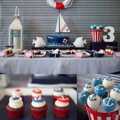 Nautical party theme