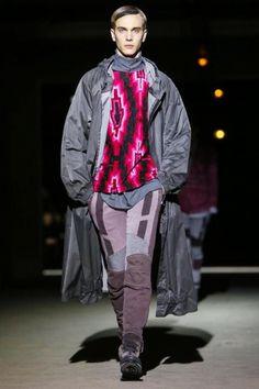 Paris Menswear A/W 2014/15 Dries Van Noten Collections